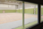 V Jihlavě se otevírá nová hala pro badminton a volejbal, stála 40 miliónů