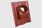 KM BETA rozšířila řadu betonových střešních doplňků o tašky pro odkouření turbokotle