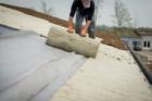 Knauf Insulation HTC Green Roll – nový materiál pro zelené střechy