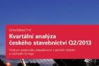 CEEC Research: Kvartální analýza českého stavebnictví 2Q/2013