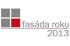 Soutěž Fasáda roku 2013 – výsledky