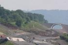 Náklady na odstranění sesuvu půdy na D8 půjdou do stovek miliónů