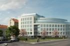 Skanska zahájila výstavbu administrativní budovy Riverview