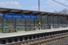 Obyvatelům Třince začala sloužit nová železniční zastávka v centru