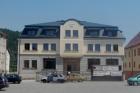Fermacell na vnitřních příčkách hotelu Beránek v Úpici