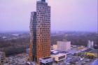 V Brně se otevírá nejvyšší budova v ČR