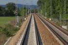 Začala modernizace železnice mezi Horusicemi a Veselím n. L.