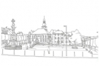 Ve Žďáru n. S. bude opraveno hlavní náměstí, přibude nová kašna