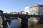 V Plzni začne za měsíc oprava Wilsonova mostu na Americké třídě
