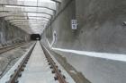 Skončila oprava Střelenského tunelu za 306 miliónů korun