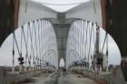 Vysokohodnotné betony v konstrukci Trojského mostu