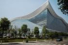 V Číně oficiálně otevřeli největší budovu na světě