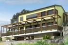 Den otevřených dveří na stavbě pasivního Multi-Komfortního domu