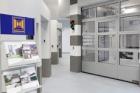 Společnost Hörmann otevřela ve svém sídle novou vzorkovnu
