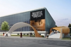 Na brněnském výstavišti se bourá – začala stavba Moravian science centra