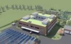 V Holovousích začala stavba Ovocnářského výzkumného institutu