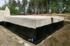 V Říčanech postavili vodojem, kapacita starého už nepostačovala