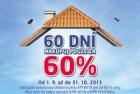 Slevová akce KM Beta – tašky 60 dní jen za 60 procent ceny!