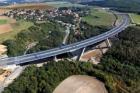 Most přes Lochkovské údolí získal European Steel Design Awards