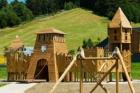 Pro nejkrásnější dřevěné hřiště roku 2013 lze hlasovat do 1. října