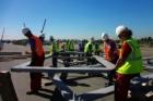 Finále Solar Decathlonu začalo