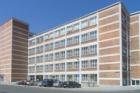 Zlínský Baťův institut je hotov; byla otevřena budova knihovny