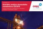 CEEC Research: Kvartální analýza slovenského stavebnictví Q3/2013