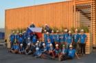 AIR HOUSE je připraven a soutěž Solar Decathlon začala