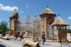 Vítězná hřiště ankety Dřevěná stavba roku 2013