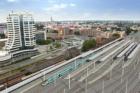Rekonstrukce olomouckého nádraží bude stát o miliardu méně