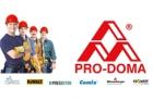 PRO-DOMA – nejširší síť stavebnin v ČR