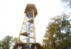 U Vysoké nad Labem otevřeli rozhlednu s jedinečnou konstrukcí