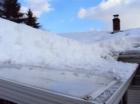 Nové zařízení varuje při kritickém zatížení střechy sněhem