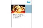 Aktualizovaný Požární katalog Knauf a systémy Knauf pro dřevostavby