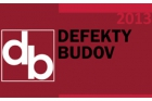 Program konference Defekty budov 2013