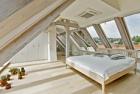 Střešní okna Solara v nízkoenergetickém provedení GREEN atest ift Rosenheim