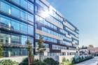 Kancelářská budova Dock 01 v Praze-Libni je zkolaudovaná