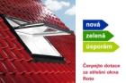 Střešní okna Roto pro program Nová Zelená úsporám 2013