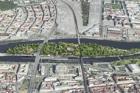 Praha vyhlásila výsledky architektonické soutěže na Štvanici
