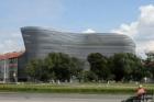 Budova Line na Vítězném náměstí má územní rozhodnutí