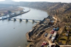 Zisk nové vodní elektrárny ve Štětí půjde na charitu