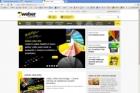Weber spustil nové webové stránky www.weber-terranova.cz