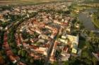 V Nymburku začali opravovat památkově chráněné Velké valy