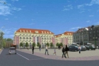 Skončila oprava náměstí Jiřího z Poděbrad v Ostravě-Vítkovicích