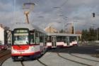 V Olomouci byla zprovozněna nová tramvajová trať na Nové Sady