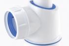 Nová generace plastových sifonů s integrovaným těsněním