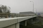 Ve Žďáru n. S. byla otevřena nová silnice s mostem přes Sázavu