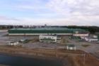 Metrostav dokončil stavbu celního terminálu v Bělorusku
