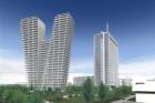 Výškový dům Epoque na Pankráci má povolení pro zahájení stavby