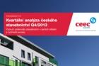 CEEC Research: Kvartální analýza českého stavebnictví Q4/2013